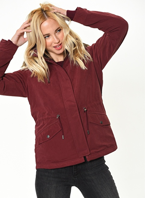 Only Parka Bordo